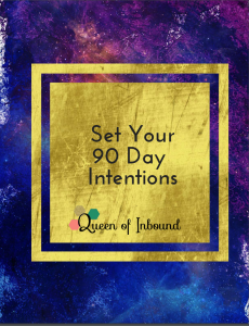 Your Business Intentions Worksheet