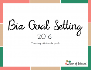 Track your quarterly goals - and make them achievable with this easy method.